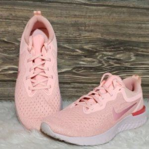 New Nike Odyssey React Pink Running Sneakers